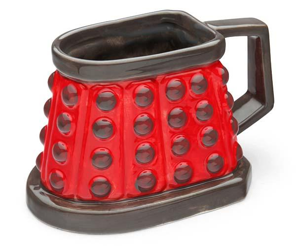 Doctor Who Dalek Coffee Mug