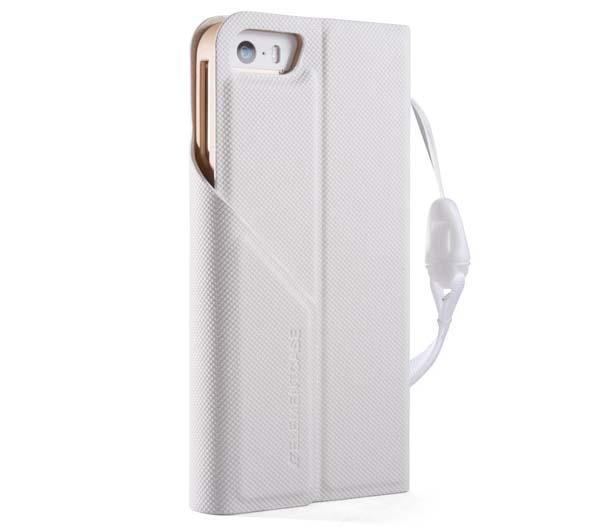 Element Case Soft-Tec Au Wallet iPhone 5s Case
