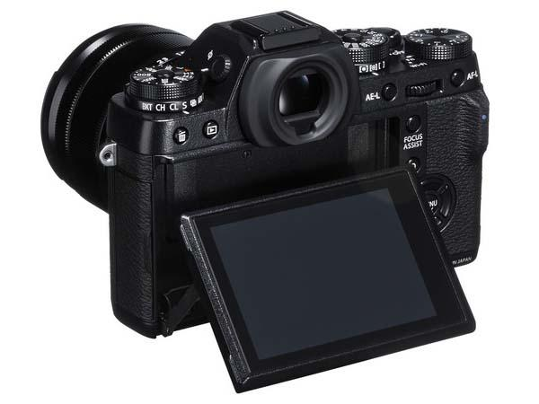 Fujifilm X-T1 Interchangeable Lens Mirrorless Camera
