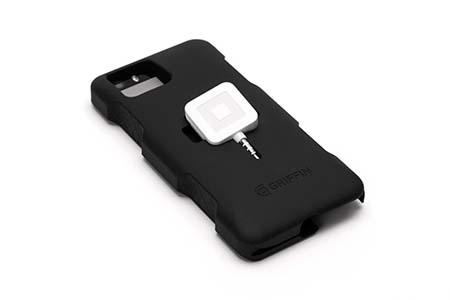 Griffin Merchant Case + Square Reader for iPhone 5/5s