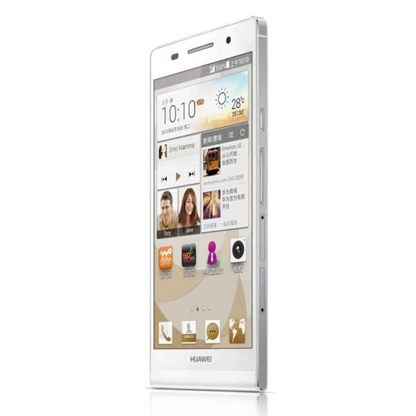 Huawei Ascend P6 S Android Phone Launched