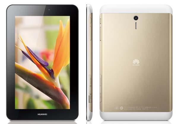 Huawei MediaPad 7 Youth2 Android Tablet Announced