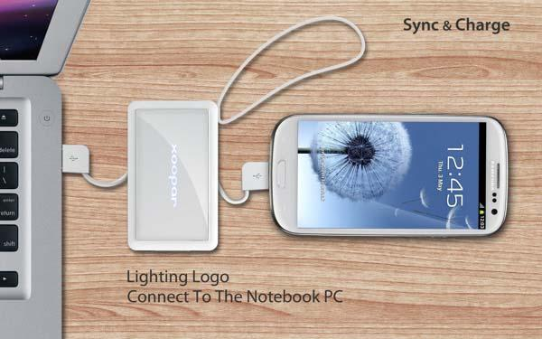 Illume Card-Sized USB Charger