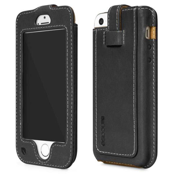 Incase Leather Fitted Sleeve iPhone 5 Case