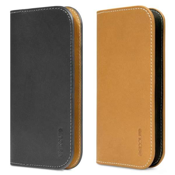 Incase Leather Wallet iPhone Case