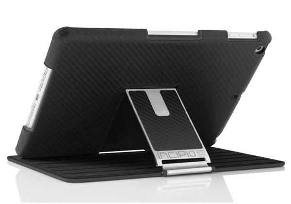 Carbon Fiber Iphone Case >> Incipio Flagship Folio iPad Air Case | Gadgetsin