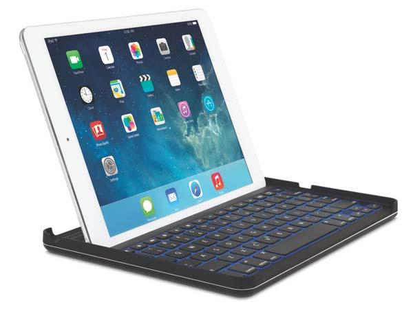 Kensington KeyCover Plus iPad Air Keyboard Case