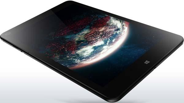 Lenovo ThinkPad 8 Windows 8.1 Tablet Launched