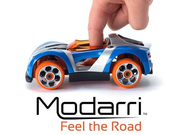 Modarri Finger-Powered Toy Car Series
