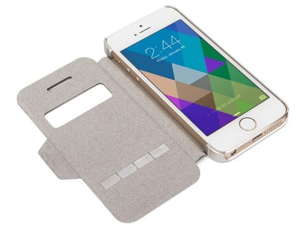 Moshi SenseCover iPhone 5s Case with Touch-Sensitive Cover