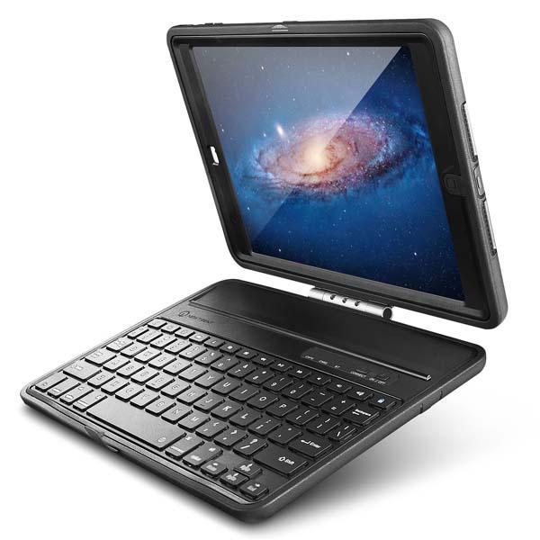 NewTrent Airbender Pro iPad Air Keyboard Case