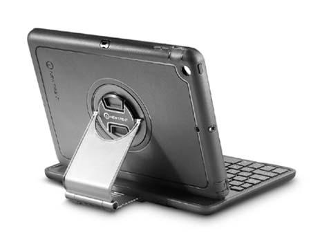 NewTrent Airbender Pro iPad Air Keyboard Case