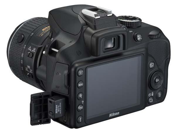 Nikon D3300 DSLR Camera Announced