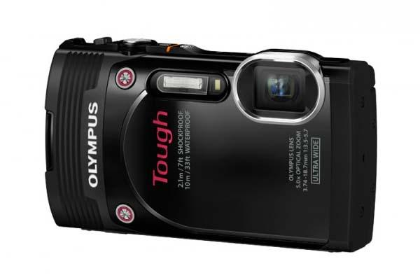 Olympus Stylus Tough TG-850 Waterproof Compact Camera Launched
