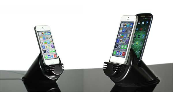 Paradock Charging Dock for Smartphone and Tablet