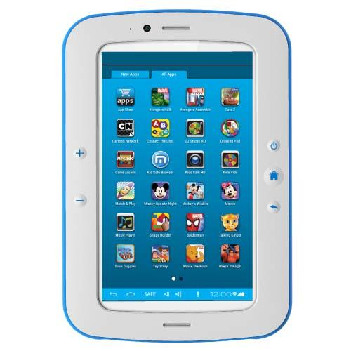 Polaroid K7 Kids Tablet Announced