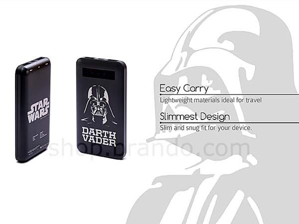 ProMini Star Wars Darth Vader Backup Battery