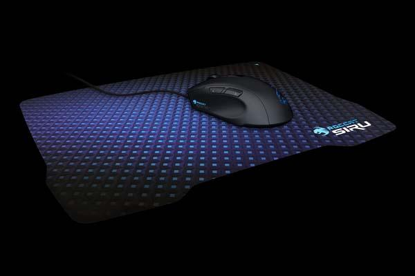 Roccat Siru Ultra-thin Gaming Mousepad Announced