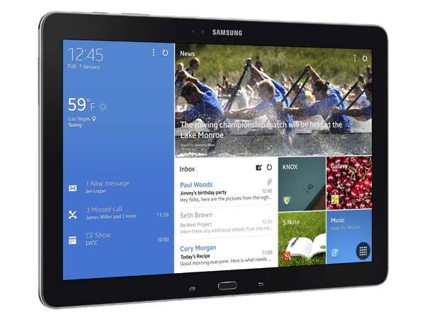 Samsung Galaxy NotePRO Android Tablet Announced