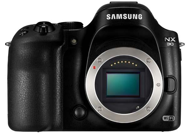 Samsung NX30 Mirrorless Camera Announced