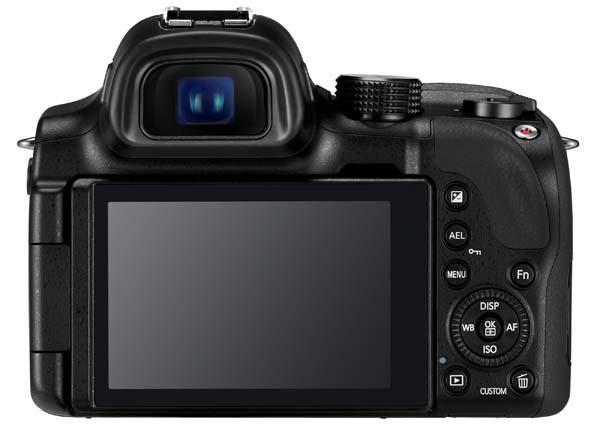Samsung NX30 Mirrorless Camera Announced