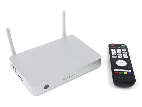 Satechi Smart TV Box Launched