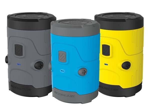 Scosche boomBOTTLE H2O Waterproof Bluetooth Speaker