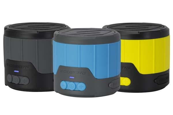 Scosche boomBOTTLE mini Portable Bluetooth Speaker