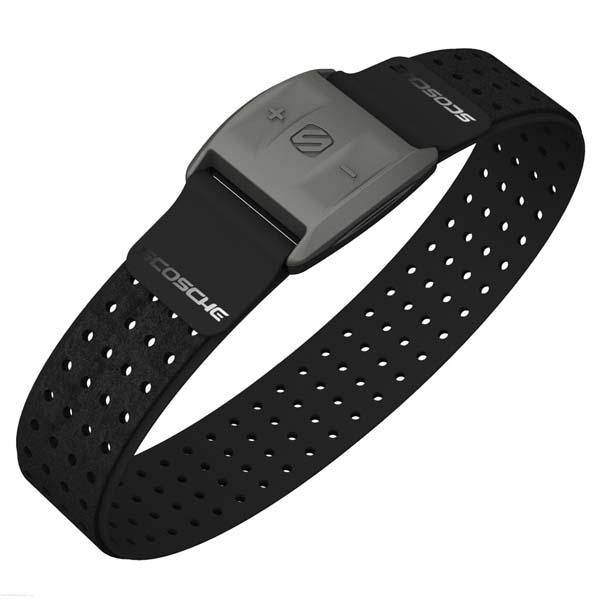 Scosche RHYTHM Smart + Armband Heart Rate Monitor Announced