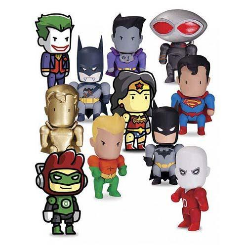 Scribblenauts Unmasked Mini Figure Series 1
