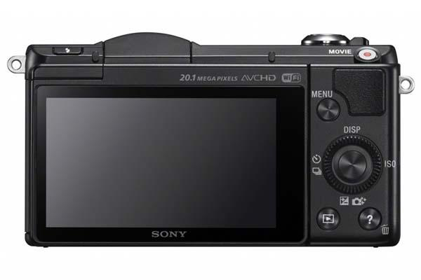 Sony α5000 Interchangeable Lens Mirrorless Camera Announced