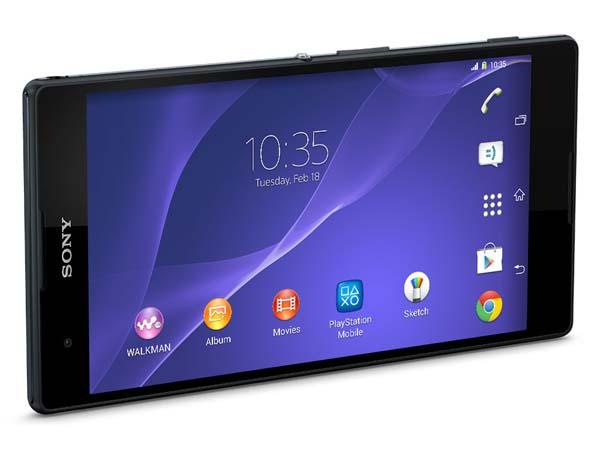 Sony Xperia T2 Ultra Android Phone Announced