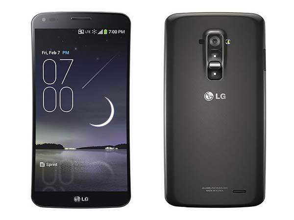 Sprint LG G Flex Curved Android Phone Now Available for Preorder