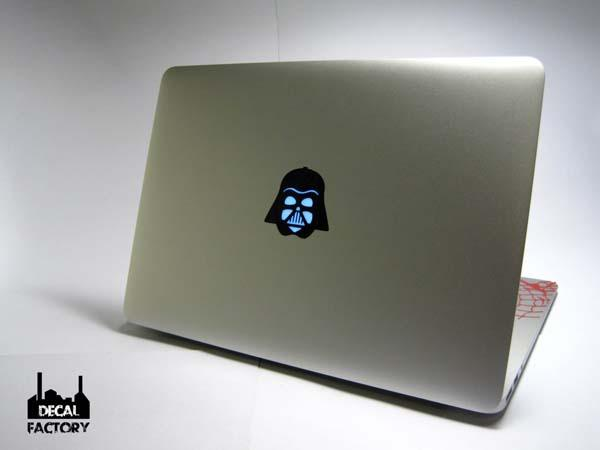 Star Wars Darth Vader MacBook Decal