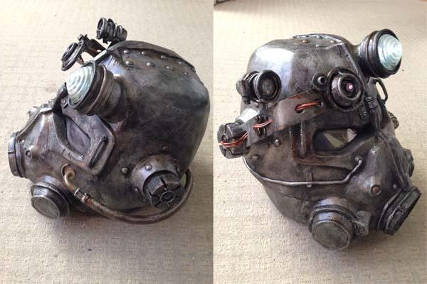 The Awesome Fallout 3 T 45d Helmet Gadgetsin