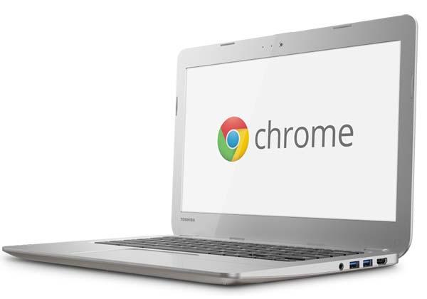 Toshiba 13.3-Inch Chromebook Announced