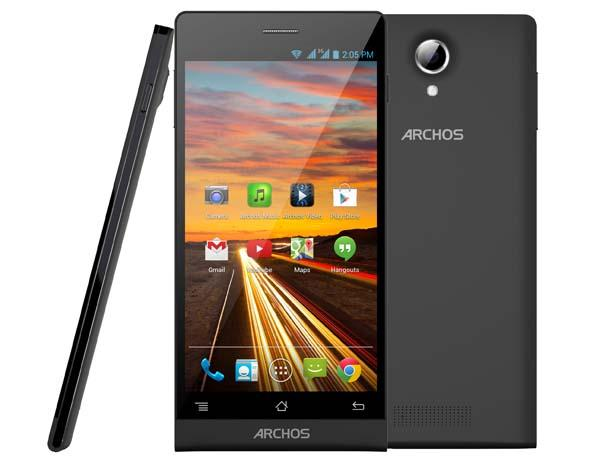 Archos 50c Oxygen Android Phone Announced