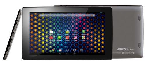 Archos Neon Android Tablet Line Announced