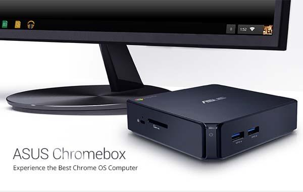 ASUS Chromebox Mini PC Announced