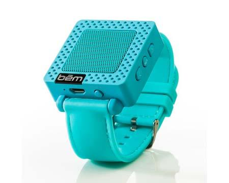 Bem Wireless Bluetooth Speaker Wrist Band