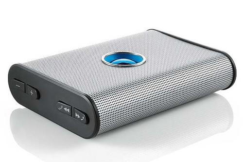 Big Blue Go Bluetooth Wireless Speaker
