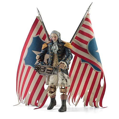 BioShock Infinite George Washington Patriot Action Figure