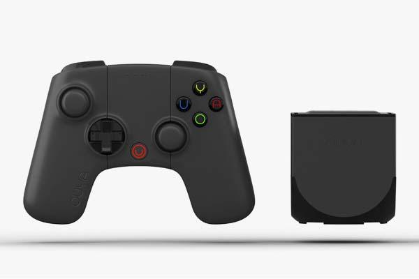 Black Ouya 16GB Android Game Console