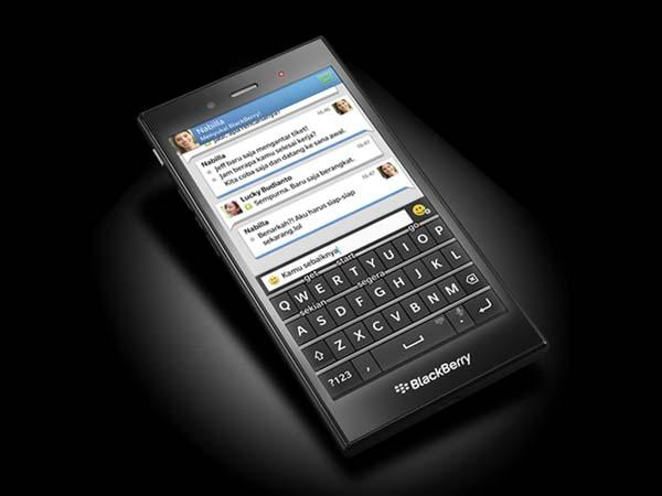 BlackBerry Z3 and Q20 Smartphones Announced