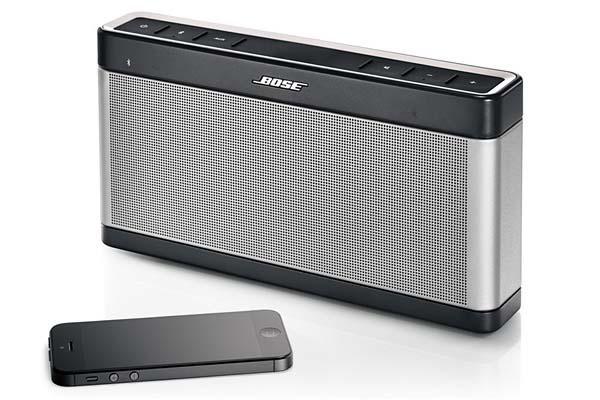 Bose SoundLink III Bluetooth Speaker