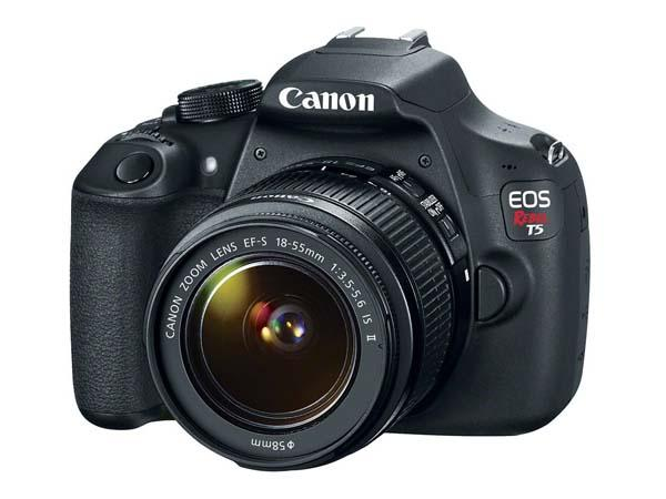 Canon EOS Rebel T5 DSLR Camera Announced