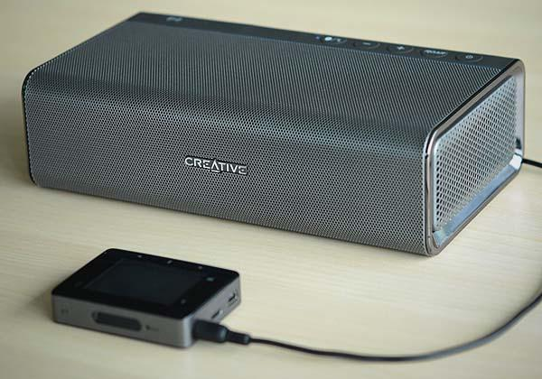 Creative Sound Blaster Roar Portable Bluetooth Speaker