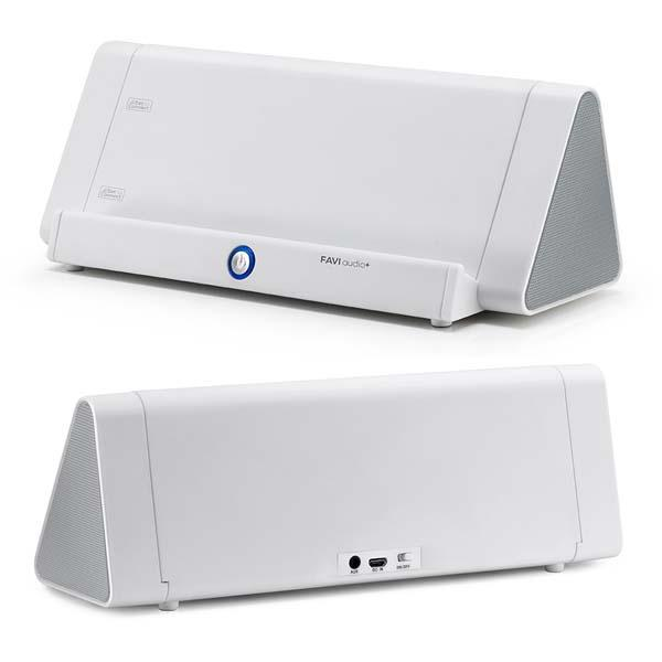FAVI Audio+ Set to Connect Wireless Speaker for Tablets