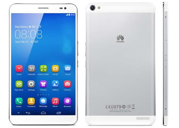Huawei MediaPad X1 7.0 Android Phone Announced
