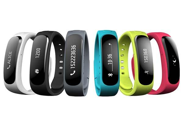 Huawei TalkBand B1 Smart Wrist Band Announced